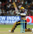 Uthappa propels Knight Riders to No. 1