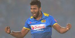Sri Lanka's Shehan Madushanka suspended for alleged possession of heroin