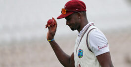 Guess who? Jason Holder the best one-change fast bowler in Test cricket since 2018