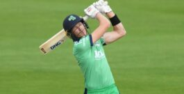 Ireland name uncapped Curtis Campher, Harry Tector for England ODI series opener
