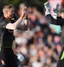 Australia bowl first in Dunedin, both teams unchanged